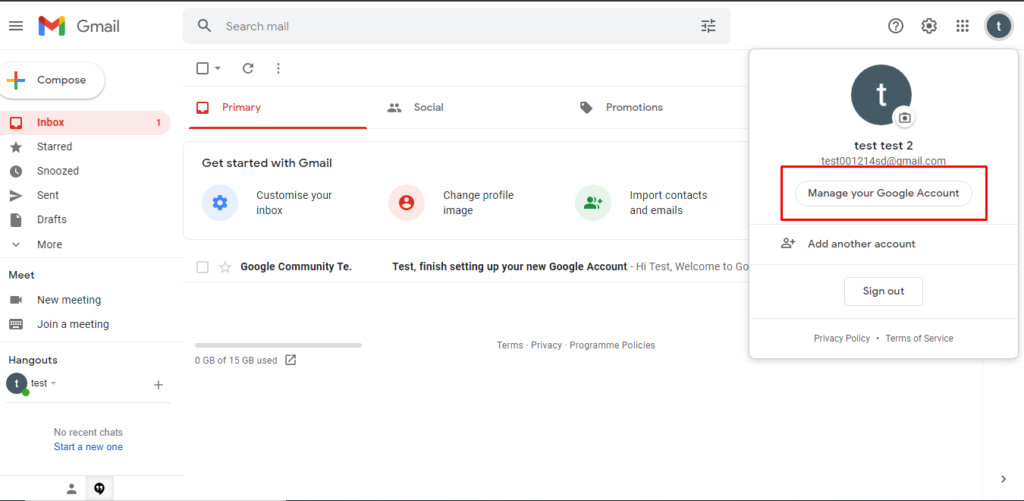 New Gmail Account Kaise Banaye