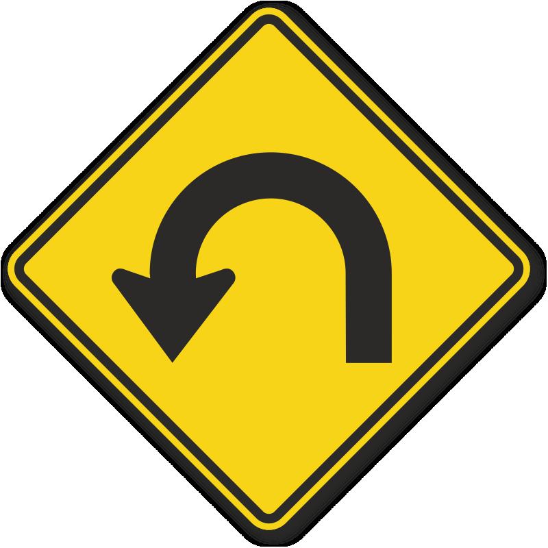Left Harpin Turn